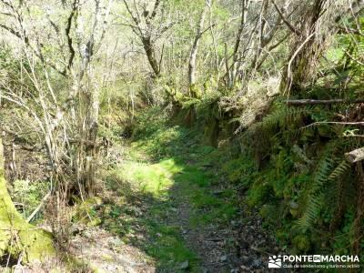 Sierra del Caurel (Serra do Courel) rutas y senderismo madrid grupos de trekking rutas por madrid